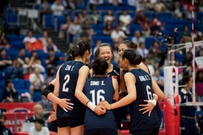 三连胜!中国女排3-0击败俄罗斯,迎来世界杯完美开局