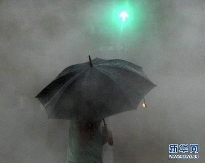 """热带风暴""""杨柳""""在泰国致死人数升至7人"""