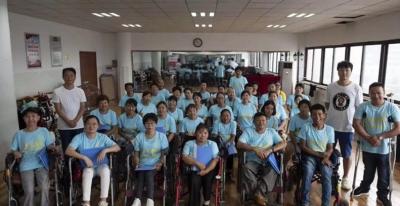 丹阳残疾人有了自己的声乐培训班