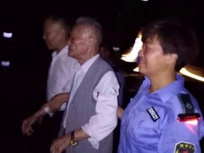86岁高龄老人迷路 丹阳万善公园管理人员助其回家