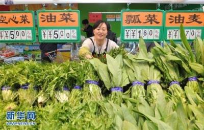 国家统计局:8月份居民消费价格同比上涨2.8%