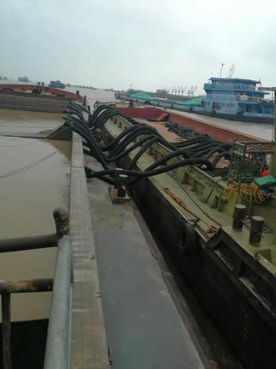 长航公安局镇江分局成功摧毁一个非法采砂团伙