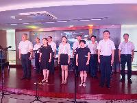 """镇江市司法局组织开展""""我心中的祖国""""歌咏汇演"""