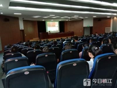 环球教育雅思托福巡回讲座——江苏大学校园行