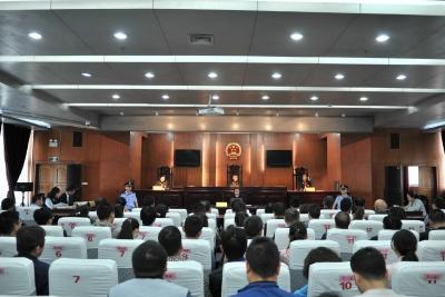 镇江中院严格审判节点管理  助推破产案件迈入快车道