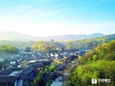 """宝华山国家森林公园获评""""中国森林氧吧"""""""