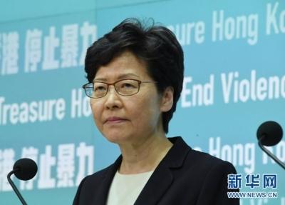 香港主流舆论及社会各界支持订立《禁止蒙面规例》
