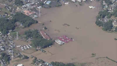 台风已致11死126伤 日本海上自卫队阅舰式被迫中止