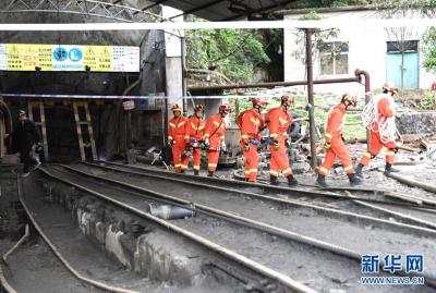 广西矿山事故仍有9人被困 指挥部:暂不具备救援条件