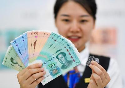 """来看看他们如何设计""""中国名片""""?——探访新版人民币的钞票设计师"""