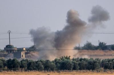 叙利亚强烈谴责土耳其在叙北部展开军事行动