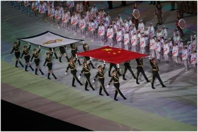 军运会开幕式述评:军人荣耀,今夜绽放