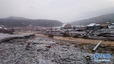 俄罗斯水坝垮塌事故致15人死亡 多人失踪