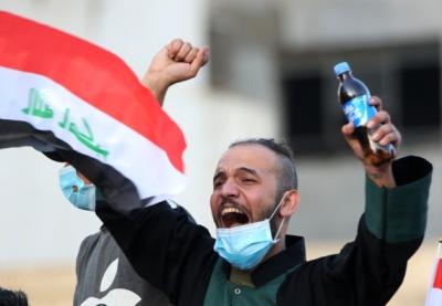 伊拉克新一轮示威抗议死亡人数升至63人