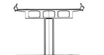 专业角度告诉你:独柱墩式桥梁安全吗?今后还会这样建吗?