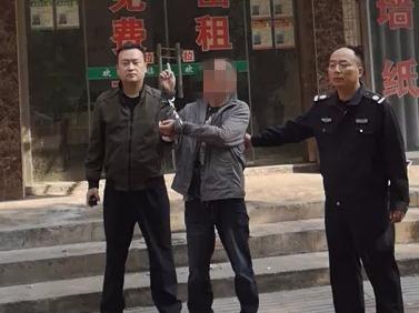 """网上热传的""""明目张胆""""小偷已被丹阳警方成功抓获"""