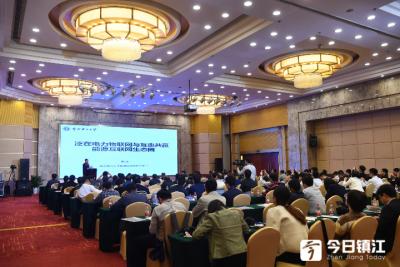 第四届国际能源互联网论坛在扬中成功举办