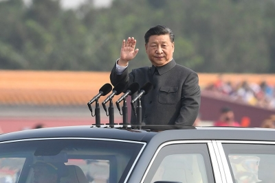 习近平总书记在庆祝中华人民共和国成立70周年大会上的重要讲话在中央和国家机关、人民团体中引起热烈反响