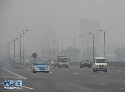 江苏将启动沿江8市重污染天气黄色预警