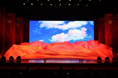 镇江市民政局举行庆祝新中国成立70周年文艺演出