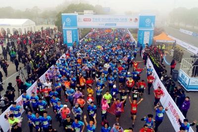 2019镇江国际马拉松赛期间 镇江多条公交线路将临时调整