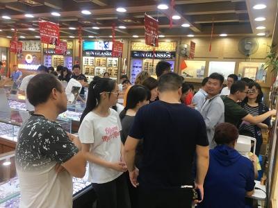国庆小长假丹阳接待配镜游客约14.5万人次