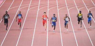 谢震业晋级200米决赛创造历史 吕会会、谢文骏首轮顺利过关