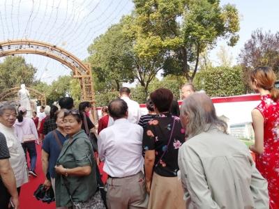 王社长要求突出处理,谢谢)镇江城建成就展暨城市价值宣介会开幕     欢迎市民前往西津渡西津音乐厅广场观看