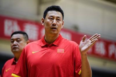 中国男篮换帅 杜锋接替李楠