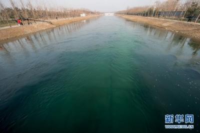 南水北调东线一期北延应急工程开工 可增加向京津冀供水能力4.9亿立方米