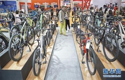 我国自行车社会保有量近4亿辆稳居世界第一