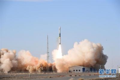 """我国成功发射""""吉林一号""""高分02A卫星"""