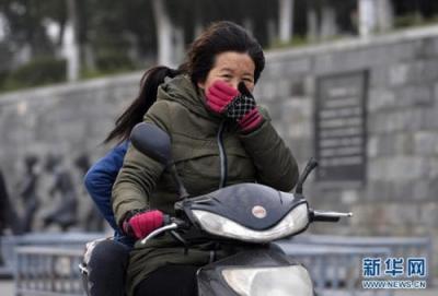 寒潮+大风警报!未来三天江苏大部分地区最低温将下降9-12℃
