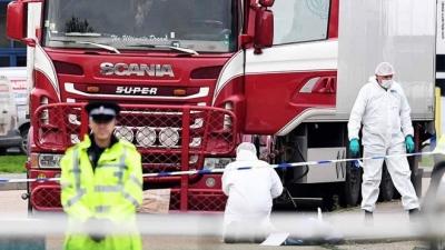 英国称卡车案39名死者系越南人 越外交部:人道惨剧