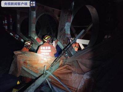 云南安石隧道事故已致4人遇难,仍有8人被困