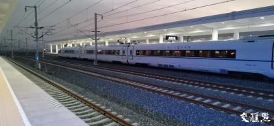 徐盐铁路和连镇铁路董淮段18日起开始满图运行试验