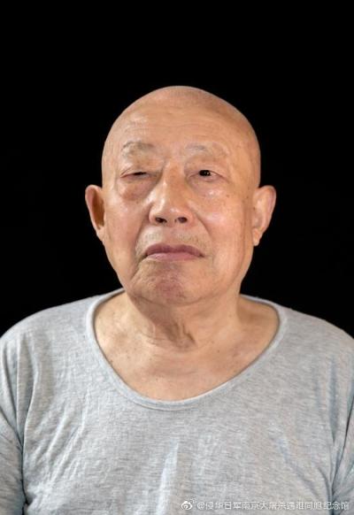 南京大屠杀幸存者朱惟平病逝,享年91岁