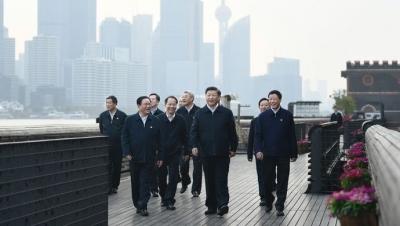 """三年来了三次,习近平寄予厚望的上海,如何创造""""新奇迹""""?"""
