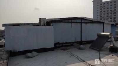 """屋顶违建给老旧小区平改坡工程""""添堵"""" 事主要补偿"""