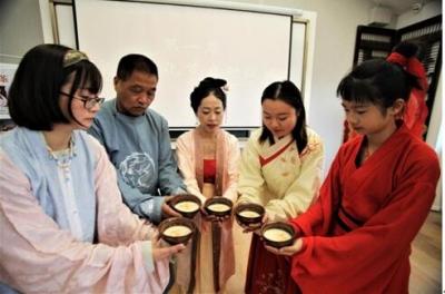 民间发起,文旅指导   第一届宋茶文化节以特殊方式开幕!