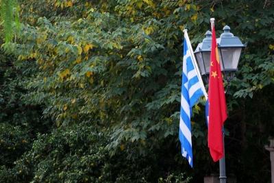 只隔6天的重聚 跨越千年的对话!习主席今天到访希腊