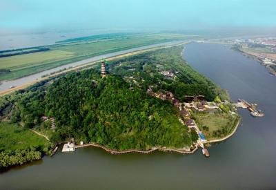 镇江市区首批47处公园绿地绿线公布 绿线内的土地不得擅自改作他用