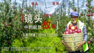 云南昭通:产业扶贫让群众绽开幸福笑颜