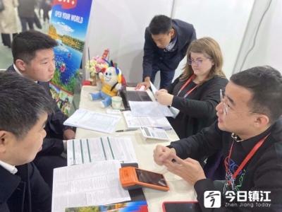 牵手72所世界名校 助206名学子实现留学梦  镇江枫叶第七届国际教育博览会盛大开幕
