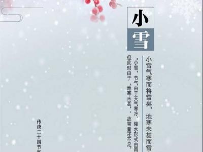 腌咸菜、储藏大白菜……你家乡的小雪节气怎么过?