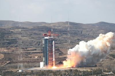 高分七号卫星成功发射 将提高我国测绘图像数据自给率