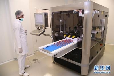 叙利亚建成首家抗癌药厂