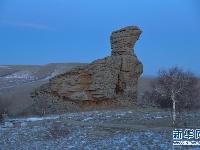 壮美克什克腾石阵景区