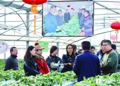 总书记视察镇江五周年,感受发展变化   中央和省媒体来镇集中采访