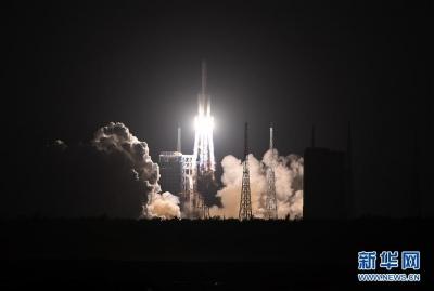 """""""胖五""""归来!长征五号运载火箭成功发射实践二十号卫星"""
